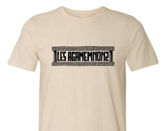 """Les Agamemnonz """"Parthenon"""" T"""