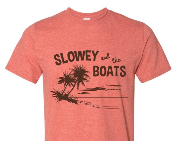 "Slowey and The Boats ""Hawaiian Bronze"" T"