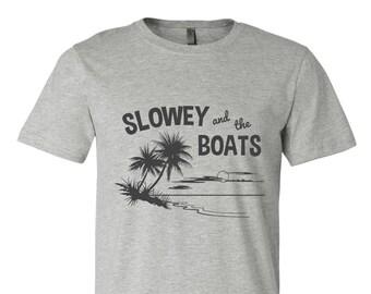 """Slowey and The Boats """"Mokule'ia Mist"""" T"""