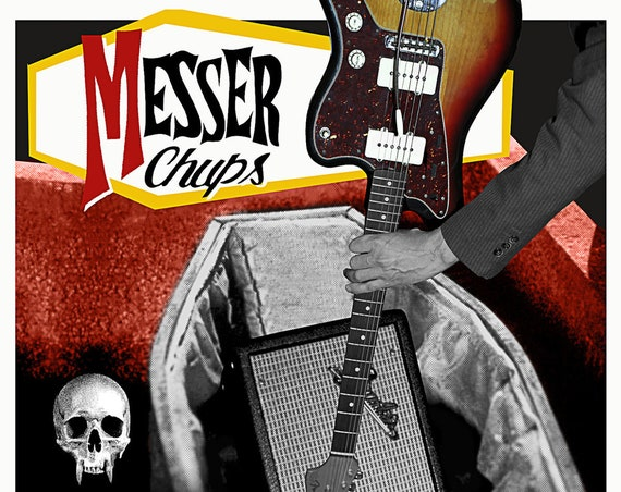 "Messer Chups ""Taste The Blood of Guitaracula"""