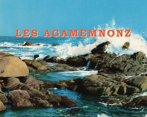 """Les Agamemnonz s/t 10"""""""