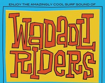 "Wadadli Riders ""Made In Antigua"" CD"