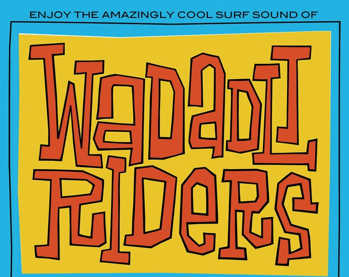 "Wadadli Riders ""Made In Antigua"" CD"