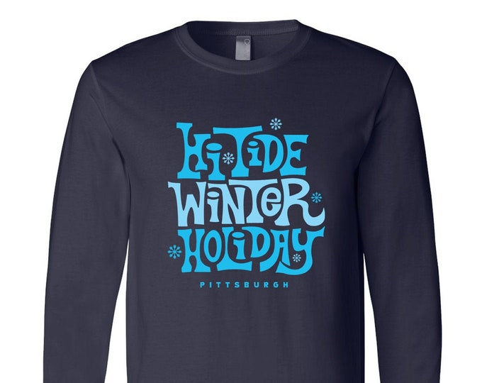 Hi-Tide Winter Holiday: Pittsburgh Long Sleeve T