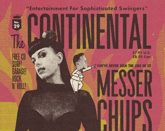 The Continental #29 ft. Messer Chups w/ CD