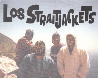 """Los Straitjackets """"Pacifica b/w Kawanga!"""" 45"""