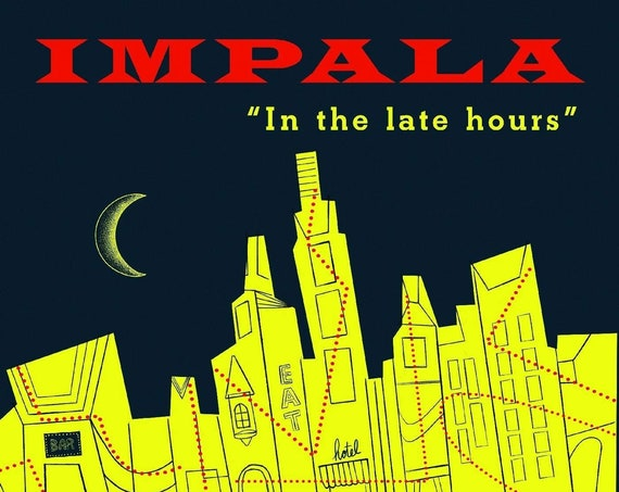 "Impala ""In the Late Hours"" LP"