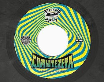"Combo Tezeta ""La Danza del Camaleón / La Reina Nocturna"" - Single"