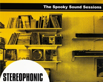 """Stereophonic Space Sound Unlimited """"The Spooky Sound Sessions"""" LP"""