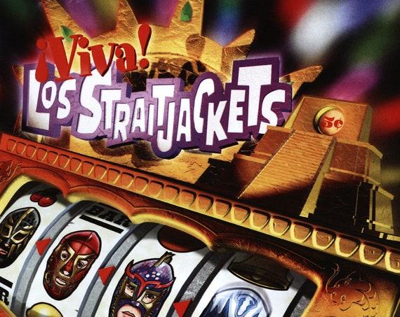 """Los Straitjackets """"Viva! Los Straitjackets"""" LP"""