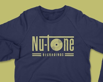 Nu-Tone Classic Logo Crewneck Sweatshirt