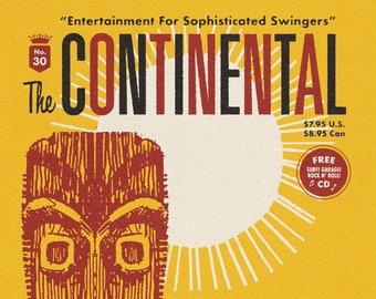 The Continental #30 ft. Pollo Del Mar w/ CD
