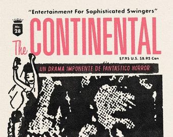 The Continental #28 ft. Los Frenéticos w/ CD