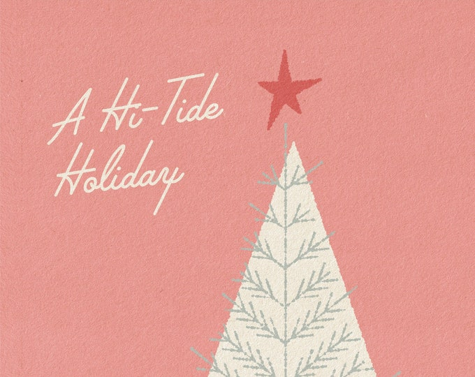 A Hi-Tide Holiday Handwritten Gift Message