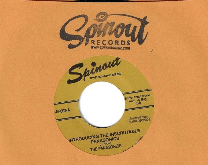 "The Panasonics ""Introducing the Inscrutable... b/w Panther"" Single"