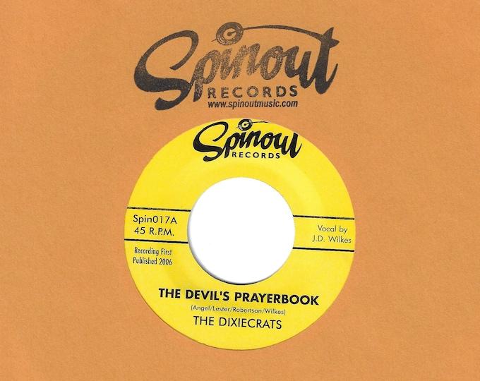 "The Dixiecrats ""The Devil's Prayerbook b/w The Cock o' The Walk"" Single"