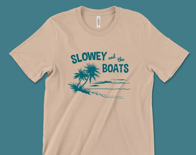 """Slowey and The Boats """"Sand Dune"""" T"""