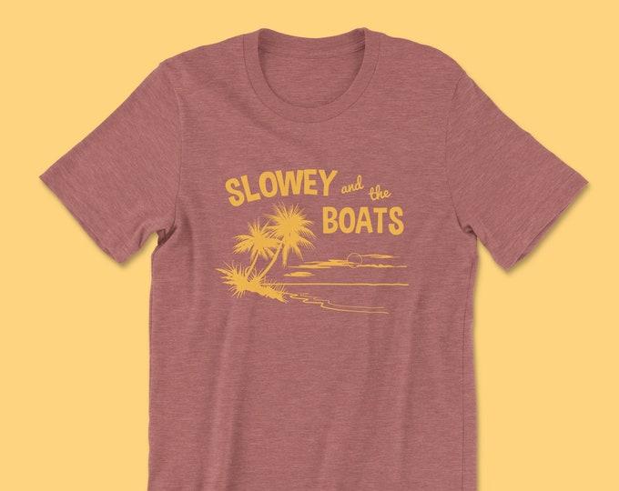 "Slowey and The Boats ""Kailua Sunset"" T"