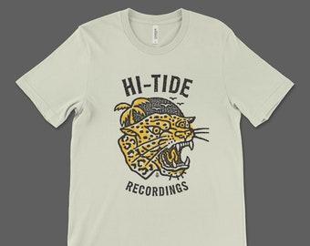 "Hi-Tide Recordings ""Cat Action!"" T"