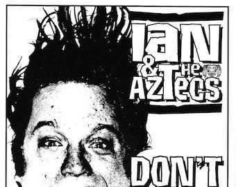 "Ian & The Aztecs ""Don't Ha Ha b/w Clap It Up"" Single"