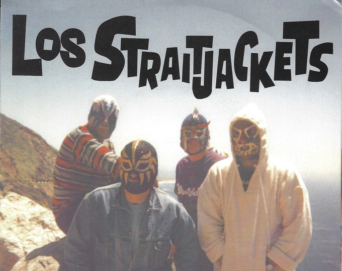 "Los Straitjackets ""Pacifica b/w Kawanga!"" Single"