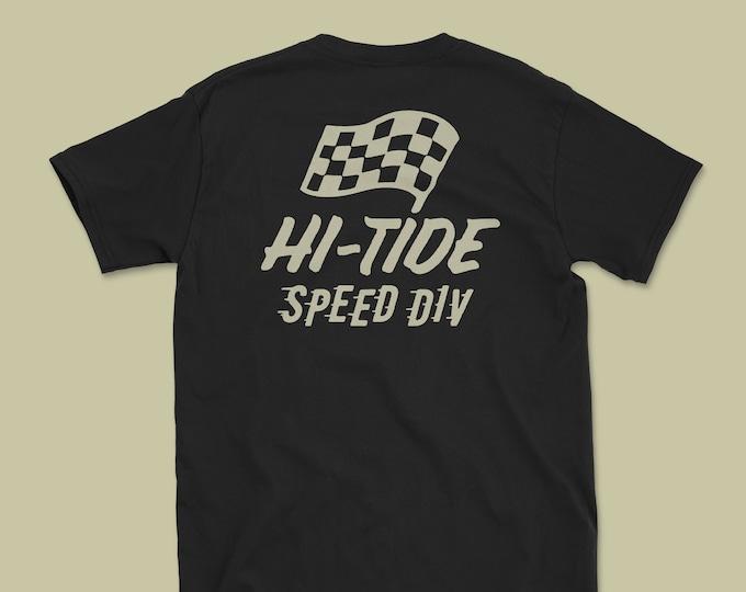 Hi-Tide Speed Division T (Black)