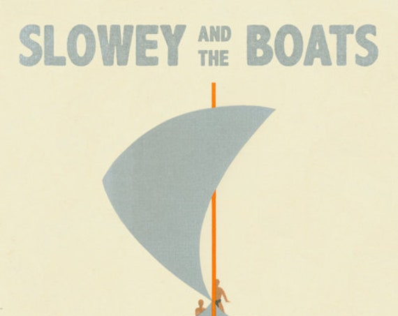 "Slowey and The Boats ""Set Sail"" CD"