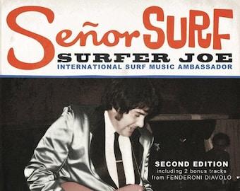 "Surfer Joe ""Señor Surf"" CD"