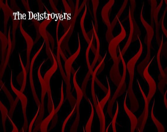 "The Delstroyers ""Diabolical"""