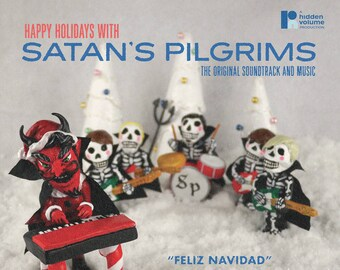 "Satan's Pilgrims ""Happy Holidays with Satan's Pilgrims"" 45"