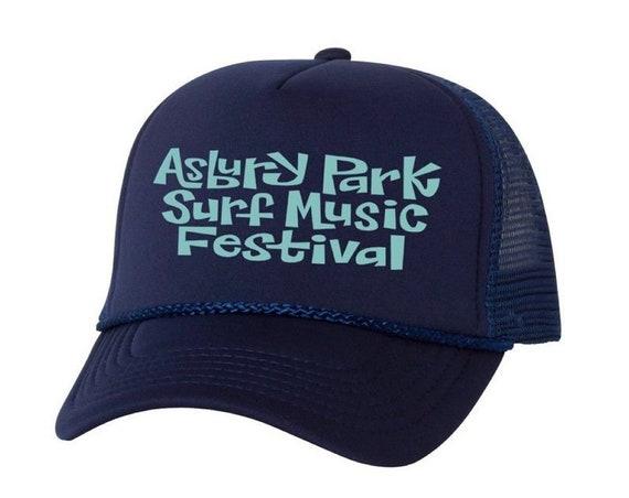 Asbury Park Surf Music Festival Trucker Hat