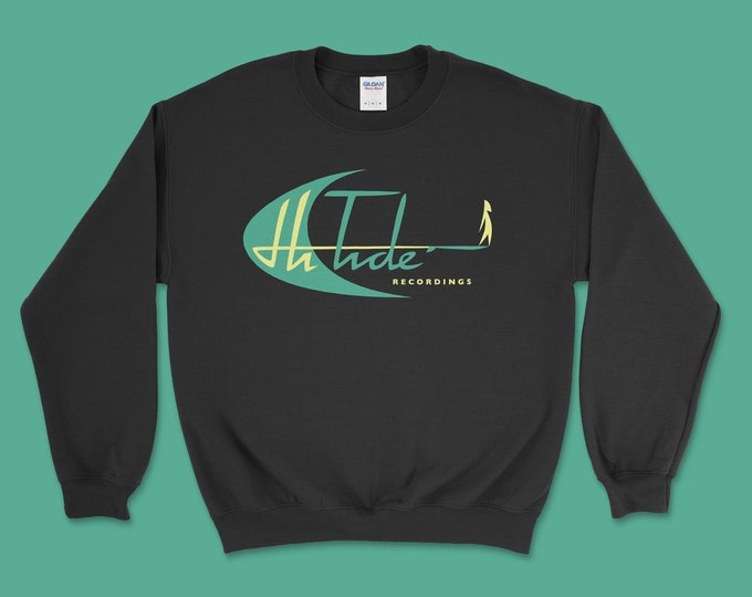 "Hi-Tide ""Hang Ten"" Crewneck Sweatshirt"