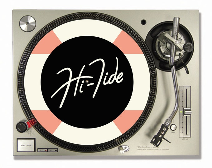 Hi-Tide Turntable Slipmat