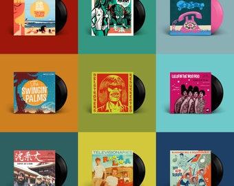 """Hi-Tide """"Surf, Lounge & Exotic Sounds"""" 45 Bundle"""