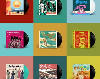 "Hi-Tide ""Surf, Lounge & Exotic Sounds"" 45 Bundle"