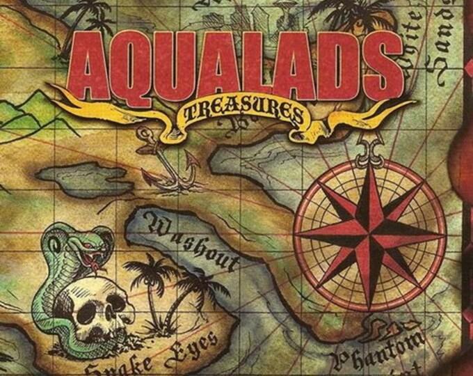 "Aqualads ""Treasures"" CD"