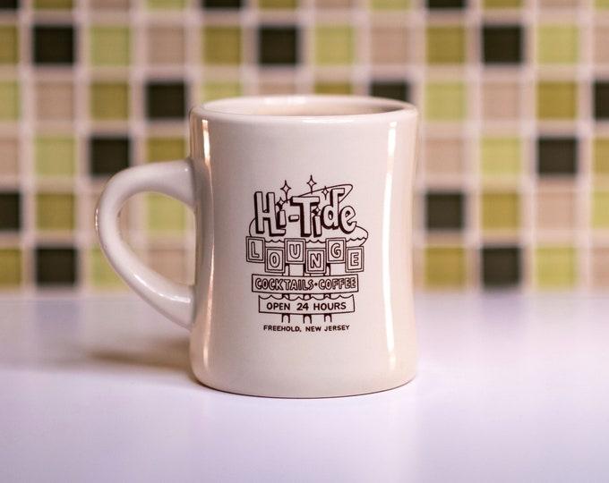 Hi-Tide Lounge Retro Diner Mug