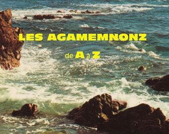 """Les Agamemnonz 'De A å Z"""" CD"""