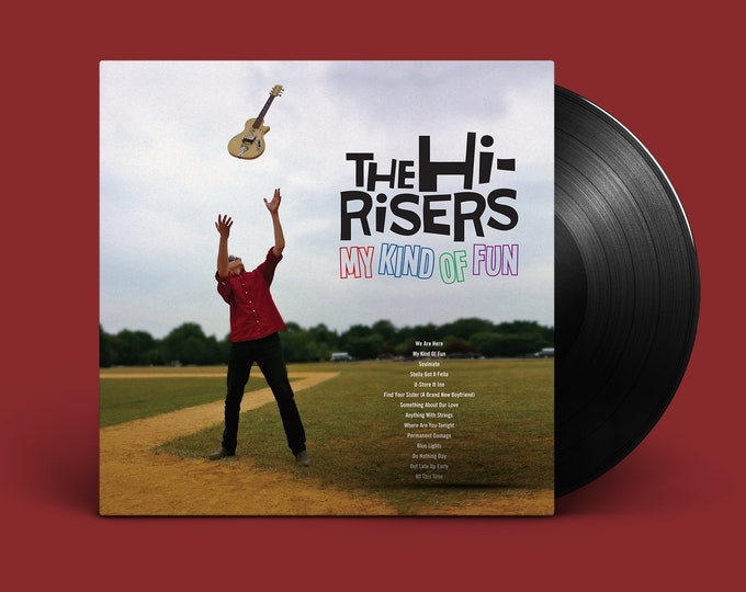 "The Hi-Risers ""My Kind of Fun"" LP"