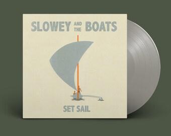 "Slowey and The Boats ""Set Sail"" LP (Sea Fog)"