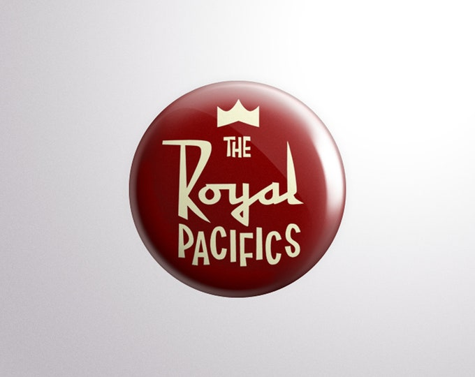 The Royal Pacifics Logo Pin