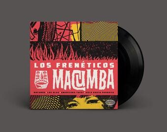 """Los Frenéticos """"Macumba"""" EP"""