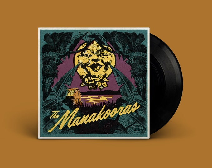 The Manakooras s/t Extended-Play 45