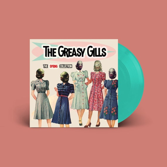 "The Greasy Gills ""The Spring Collection"" 45"