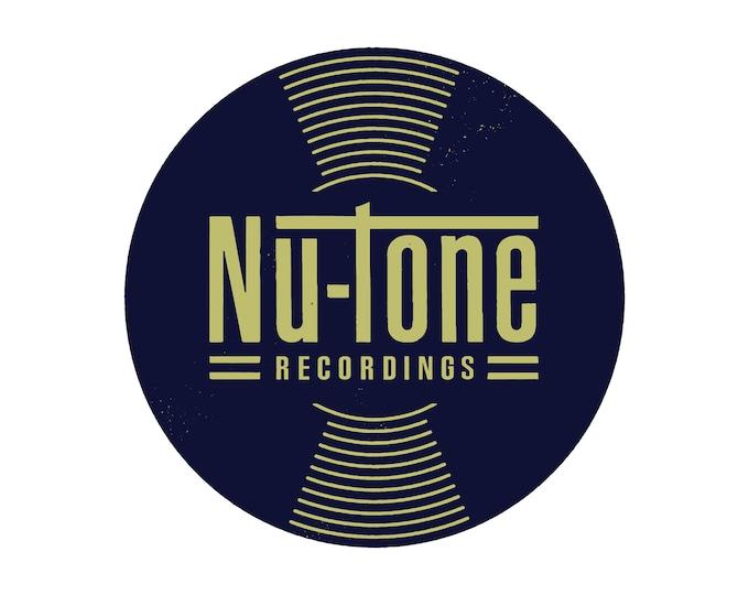 Nu-Tone Vinyl Sticker