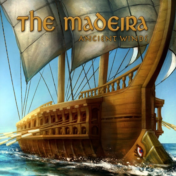 """The Madeira """"Ancient Winds"""" LP"""