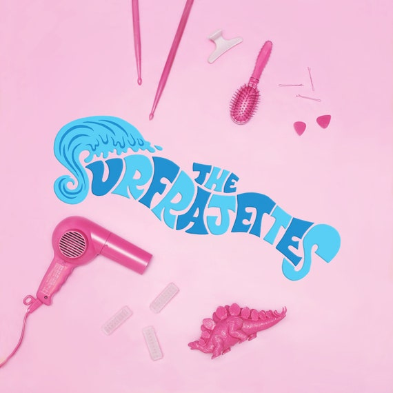 The Surfrajettes (CD)