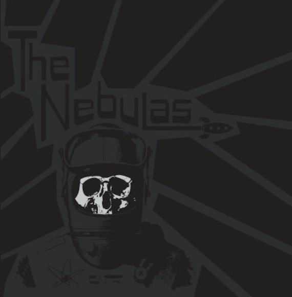 "The Nebulas ""Aktion Faction"" 10"" EP"