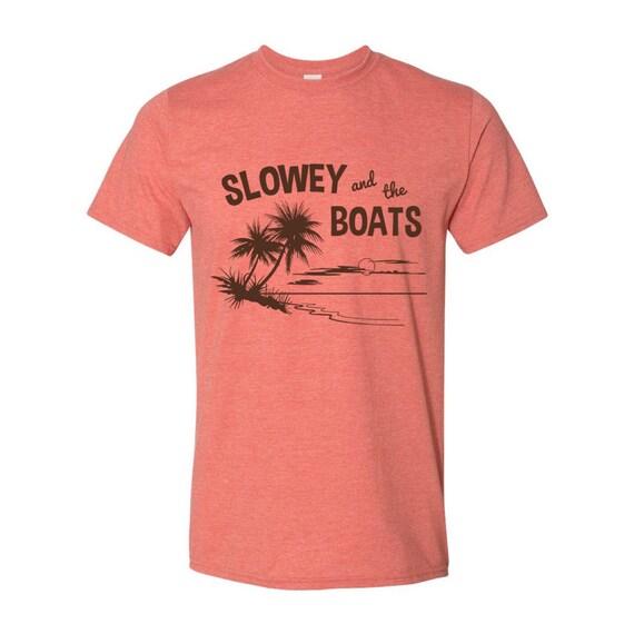 "Slowey and The Boats ""Hawaiian Bronze"" T"