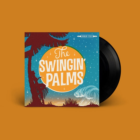 The Swingin' Palms 45